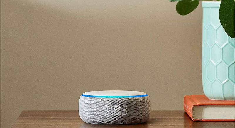 The Echo Dot is now under £30 in Amazon's Summer Sale. (Amazon UK)