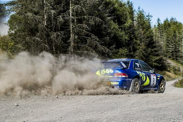 McRae Jr could make British rally debut in 2020