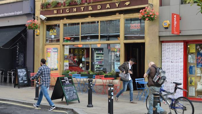Night & Day Cafe in Manchester has hosted gigs by the likes of the Arctic Monkeys, Elbow, and Jessie J