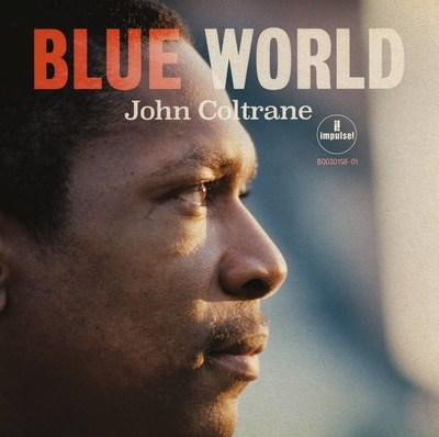 In 1964, John Coltrane and his Classic Quartet went into Van Gelder Studios and, in an unprecedented move for Coltrane, recorded new versions of some of his most famous works. This never-before-heard recording, 'Blue World,' will be released on September 27 in CD, vinyl LP and digital editions via Impulse!/UMe.