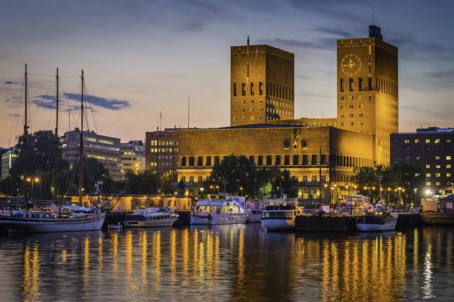 <p>No. 2: Oslo, Norway<br>Cost of a date: $163.60<br>(Getty) </p>