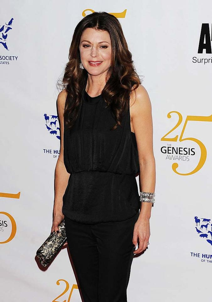 """April 18: Jane Leeves turns 50 Jeffrey Mayer/<a href=""""http://www.wireimage.com"""" target=""""new"""">WireImage.com</a> - March 19, 2011"""