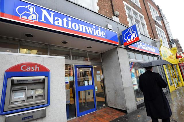 Nationwide apologises for banking glitch