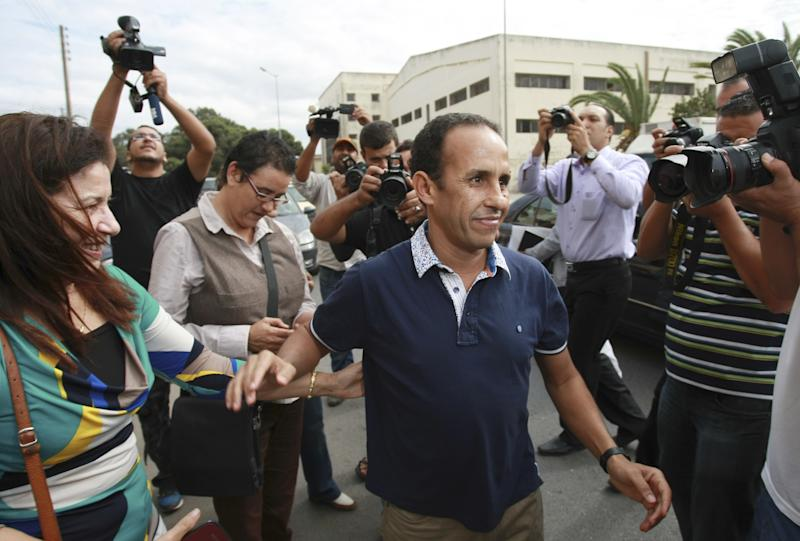 Jailed Moroccan editor freed on bail