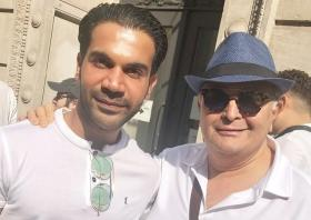 Here's who Rishi and Neetu Kapoor bumped in on the streets of New York