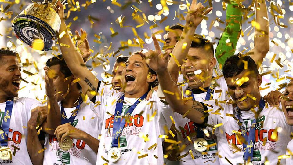 Mexico v Jamaica: Final - 2015 CONCACAF Gold Cup   Patrick Smith/Getty Images