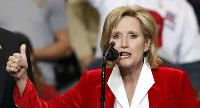 U.S. Sen. Cindy Hyde-Smith, R-Miss. (Photo: Rogelio Solis/AP)