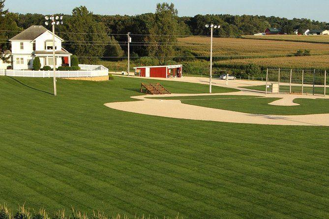 "<p><strong><a href=""https://www.viator.com/tours/Iowa/Field-of-Dreams-Movie-Site-Guided-Home-Tour-in-Dyersville/d22217-47100P1"" rel=""nofollow noopener"" target=""_blank"" data-ylk=""slk:Field of Dreams Movie Site Guided Home Tour in Dyersville"" class=""link rapid-noclick-resp"">Field of Dreams Movie Site Guided Home Tour in Dyersville</a></strong></p><p><strong>Dyersville, Iowa</strong></p><p>Fans of <em>Field of Dreams</em> come from far and wide to get a glimpse of the set of the famous movie. Anyone who does this tour gets to visit the fictional home of Ray and Annie, as well as a tour of the set and the field. You'll also learn behind-the-scenes info and hear some history, then take home a complimentary souvenir. </p>"