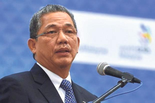 Works Minister Datuk Seri Fadillah Yusof denied a claim that Putrajaya wanted to double the cost of the East Coast Rail Line (ECRL) project. — File pic