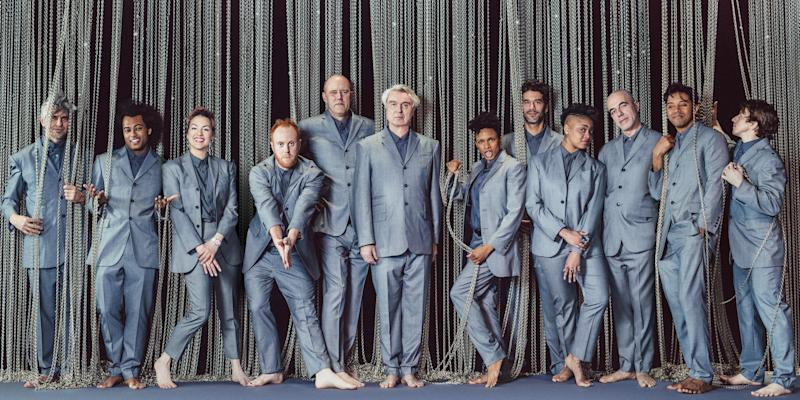 David Byrne Announces Broadway Residency