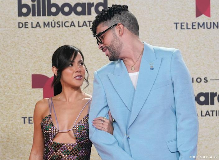 Bad Bunny and Gabriela Berlingeri Make Their Red Carpet Debut After 4 Years of Dating