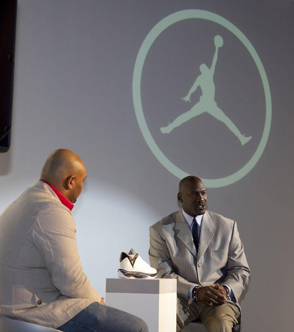 Michael Jordan Is The World's First Billion-Dollar Athlete