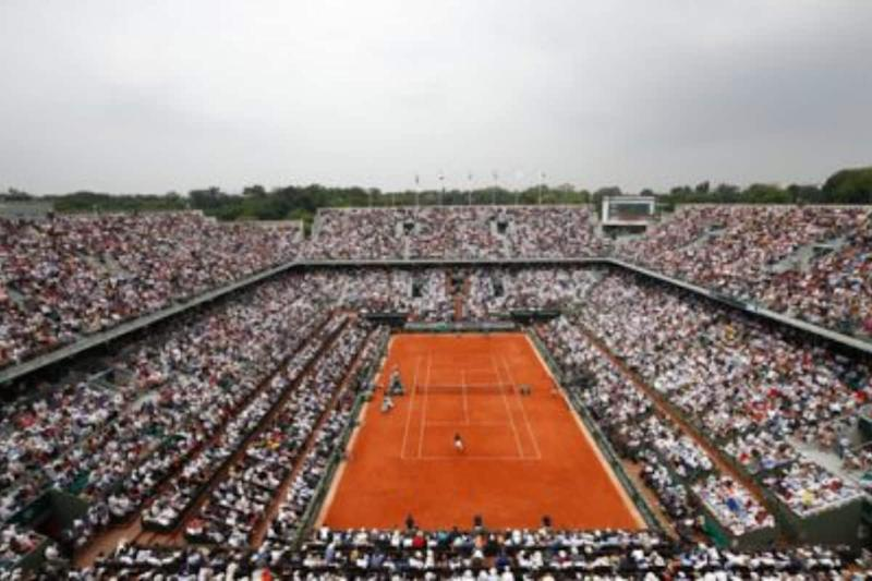 French Open to Allow 11,500 Fans Per Day Between the Three Showcourts