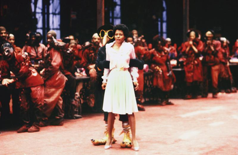 "Diana Ross in ""The Wiz."" (Photo: Michael Ochs Archives via Getty Images)"