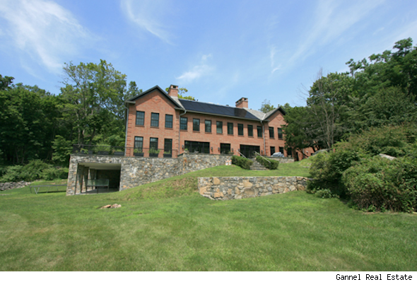 Mary Kennedy and Robert F. Kennedy Jr home in Bedford, NY