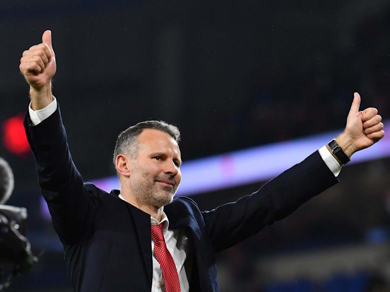 Ryan Giggs has taken Wales to Euro 2020: Getty