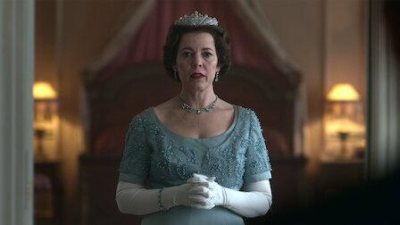 Sure, you're happy to be a queen. For some people, though, it's a wee bit more complicated. (Photo: Netflix)