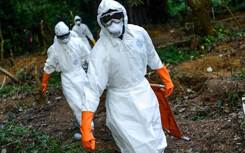 The haemorrhagic disease, which is similar to Ebola, is causing concern in Kenya - Getty Images