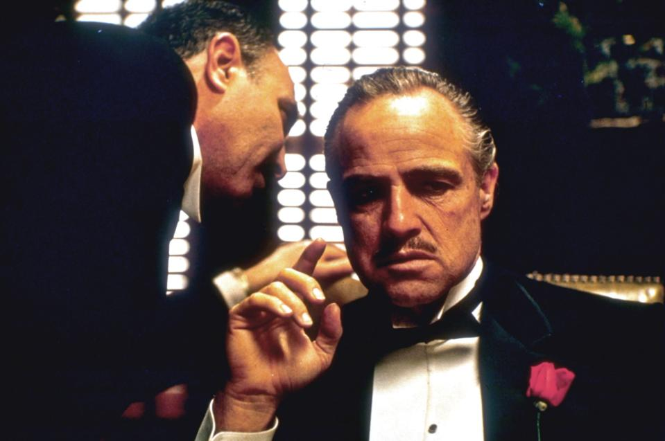The Godfather (Credit: Paramount Pictures)