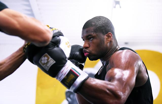 The 22-year-old's future is being mapped out in the gym. (Getty Images)