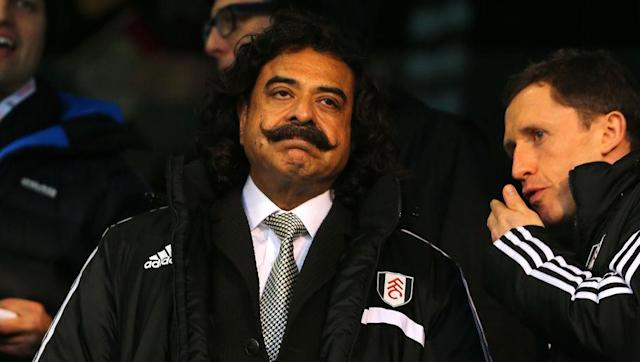 <p><strong>Fulham</strong></p> <br><p><em><strong>12th overall (all sports)</strong></em></p> <br><p>Pakistan-born American businessman Shahid Khan currently presides over two teams on the up. His Jackonsville Jaguars were one game away from reaching SuperBowl LII earlier this year, while Fulham, whom he bought in 2013, are chasing promotion to the Premier League.</p> <br><p>Khan made his fortune form selling car parts after moving to America aged 16.</p> <br><p><strong>Other team: </strong>Jacksonville Jaguars (NFL)</p>