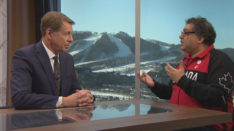 Calgary would do 'great job' hosting Olympics, but that's not the question, says Nenshi
