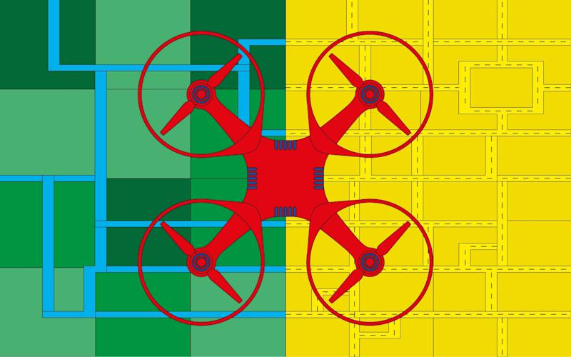 Drones are being interposed into every facet of human existence