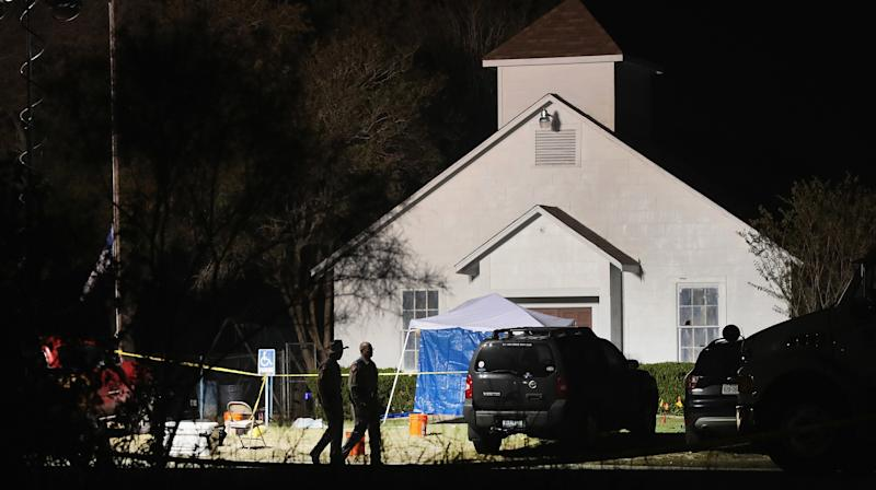 Texas Church Shooting Followed 'Domestic Situation' With Gunman