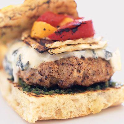 "<p>Made with a blend of ground pork and hot Italian sausage, this is a sophisticated take on the classic hamburger your family is sure to love. </p><p><em><a href=""https://www.womansday.com/food-recipes/food-drinks/recipes/a17908/sicilian-burgers-4402/"" rel=""nofollow noopener"" target=""_blank"" data-ylk=""slk:Get the Sicilian Burgers recipe."" class=""link rapid-noclick-resp""><strong>Get the Sicilian Burgers recipe.</strong></a></em></p>"