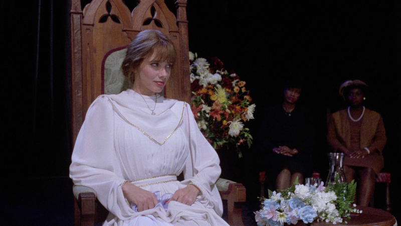 Rosanna Arquette in a still from <i>Black Rainbow</i> (Arrow Films)