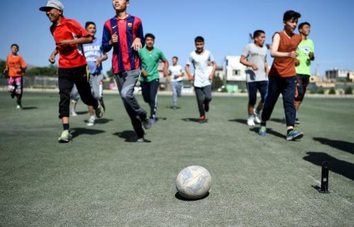 Hopes are growing that Afghanistan could one day put together a strong national team