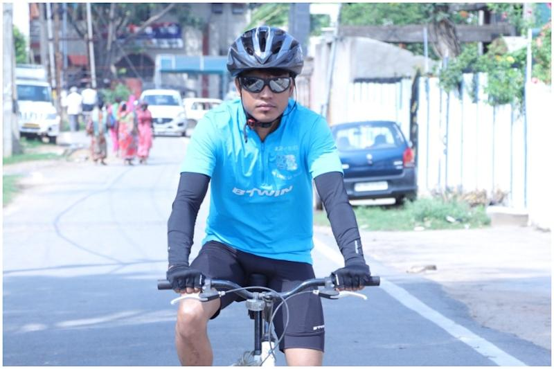 Ranchi Youth to Cycle Across 6 Countries in 60 Days to Talk About Trans Rights, Women's Safety