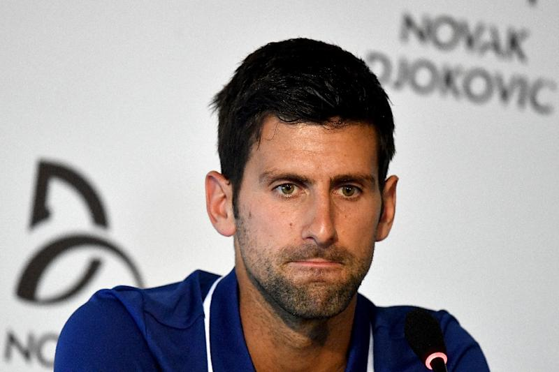 Djokovic withdraws from Qatar Open