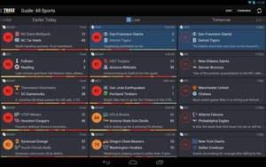 Just in Time for Fall NFL Season, Thuuz Launches Android Tablet App to Drive More Viewers to Live Sports
