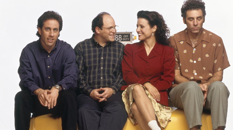 'Seinfeld' Fans Name The Show's Most Valuable Life Lessons