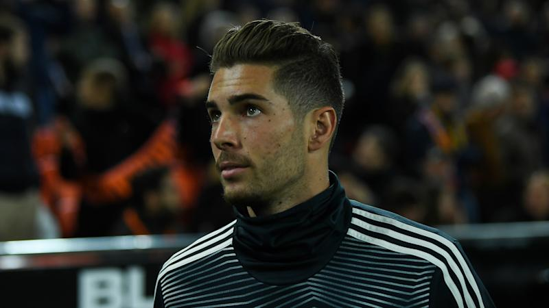 Luca Zidane relishing loan move out of Real Madrid