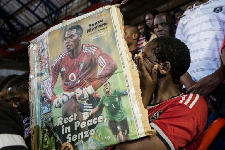 Until now police had failed to find the killers in Senzo Meyiwa's murder, sparking accusations of incompetence