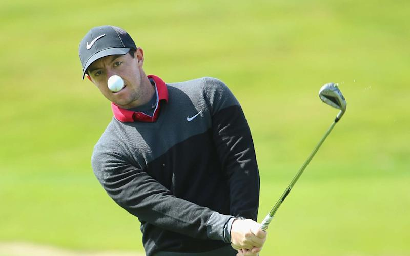 Rory McIlroy - Credit: Andrew Redington/Getty Images