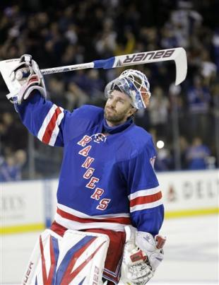 From Shutout To Game 7 No Margin Of Error For Rangers Goalie Henrik