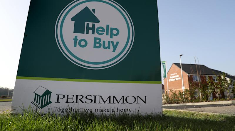 Persimmon boss steps down as housebuilder's sales slide