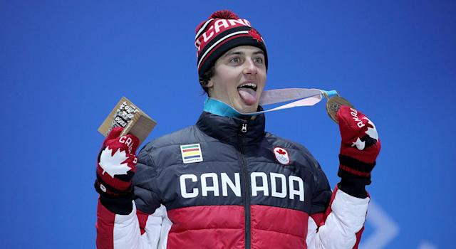 Mark McMorris is a star on and off the mountain. (Getty Images)