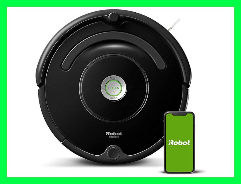 iRobot Roomba 675 Robot Vacuum. (Photo: Amazon)