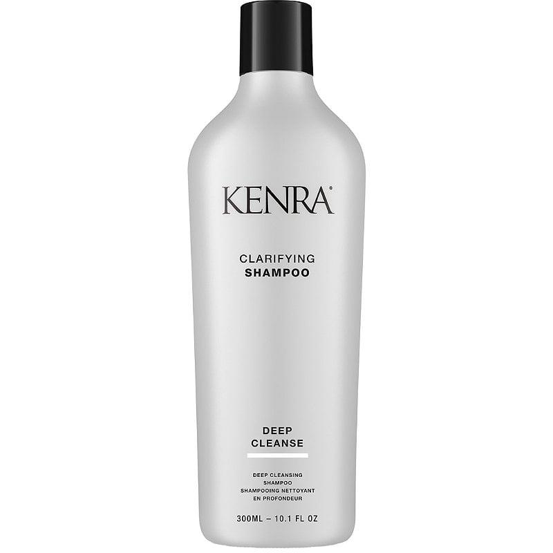 """<p>Clarifying shampoos like the <a href=""""https://www.popsugar.com/buy/Kenra-Professional-Clarifying-Shampoo-463942?p_name=Kenra%20Professional%20Clarifying%20Shampoo&retailer=ulta.com&pid=463942&price=16&evar1=bella%3Aus&evar9=2827031&evar98=https%3A%2F%2Fwww.popsugar.com%2Fphoto-gallery%2F2827031%2Fimage%2F47305867%2FTry-Clarifying-Shampoo&list1=hair%2Chair%20color%2Chair%20tutorials%2Cbeauty%20tips&prop13=api&pdata=1"""" rel=""""nofollow"""" data-shoppable-link=""""1"""" target=""""_blank"""" class=""""ga-track"""" data-ga-category=""""Related"""" data-ga-label=""""https://www.ulta.com/clarifying-shampoo?productId=pimprod2007477"""" data-ga-action=""""In-Line Links"""">Kenra Professional Clarifying Shampoo</a> ($16) are full of color-stripping surfactants - the stuff that makes your shampoo and soaps lather. The faster you can get to your freshly dyed hair, the better; just make sure you deep condition afterward.</p>"""