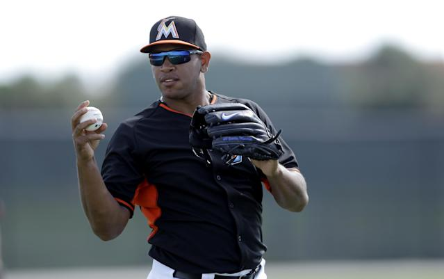 Marlins optimistic Marmol can help
