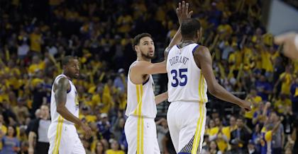 1fdd71fb975 Why Mychal Thompson gets frustrated with how Warriors use Klay Thompson