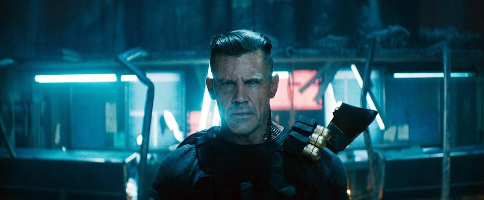 Cable in the film
