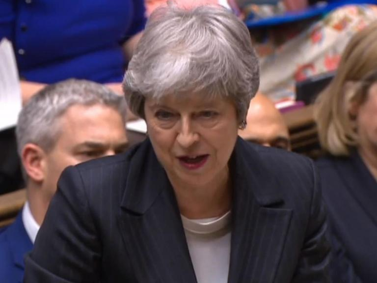 Brexit news: Theresa May tells MPs to 'get on with it' as she turns up pressure on parliament to force through deal