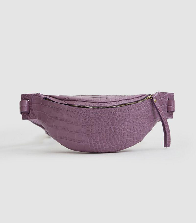 What I love about this belt bag is that it feels classic but has a quirky twist.
