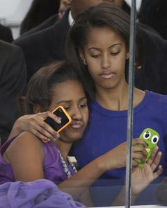 A Few Tattoos Sasha and Malia Could Get to Spite Their Father
