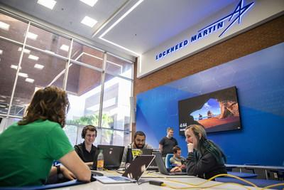 In 2019, UCF opened the Lockheed Martin Cyber Innovation Lab, a collaborative learning hub and classroom space for cybersecurity students.